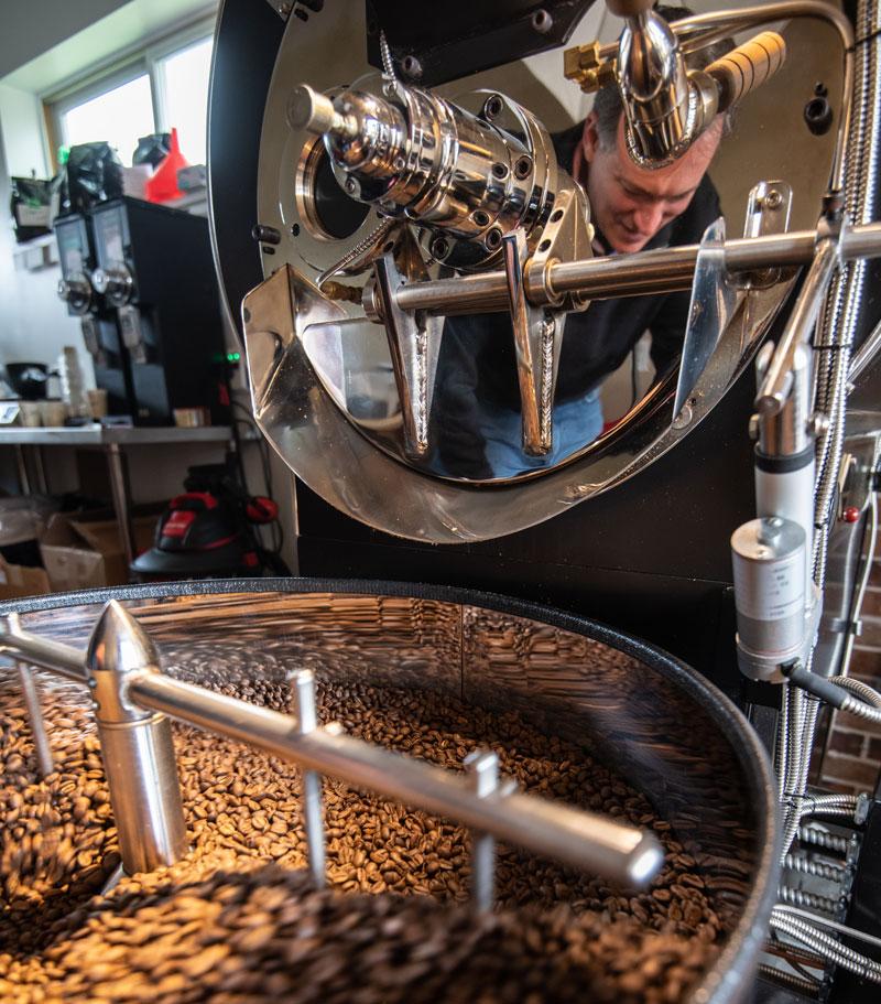 Coffee Roasting Process